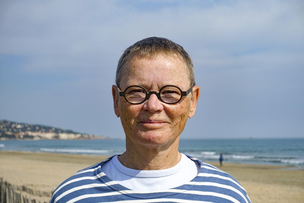 Porträt von Ursula Rentsch